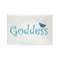 Goddess Rectangle Magnet (10 pack)