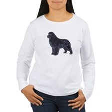 Newfoundland Black T-Shirt