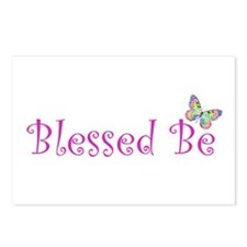 Blessed Be Postcards (Package of 8)
