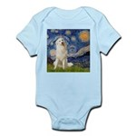Starry Night / Pyrenees Infant Bodysuit