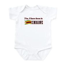 Victoria falls Infant Bodysuit