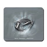 Physicist Mousepad