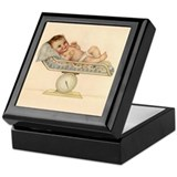 Lots of Love in Little Package Keepsake Box