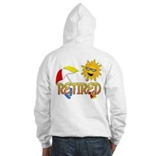 Retired Hoodie 2-Sided