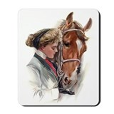Favorite Horse Mousepad