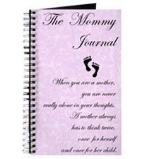 Funny Expectant mother Journal