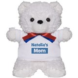 Natalias Mom Teddy Bear