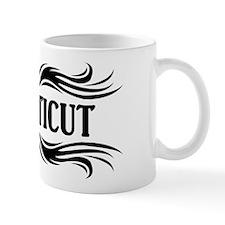 Connecticut Tribal Tattoo Mug