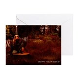 Devin Townsend Band Greeting Cards (Pk of 10)