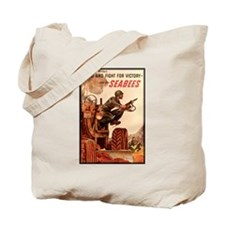 Join the Seabees Tote Bag