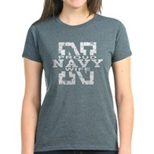 Proud Navy Wife Tee
