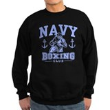 Navy Boxing Sweatshirt