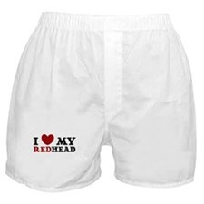 Cute Couple's Boxer Shorts