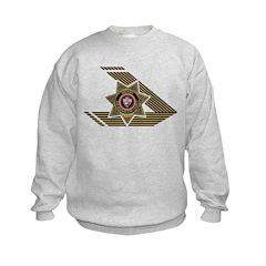 Sheriff San Bernardino Kids Sweatshirt
