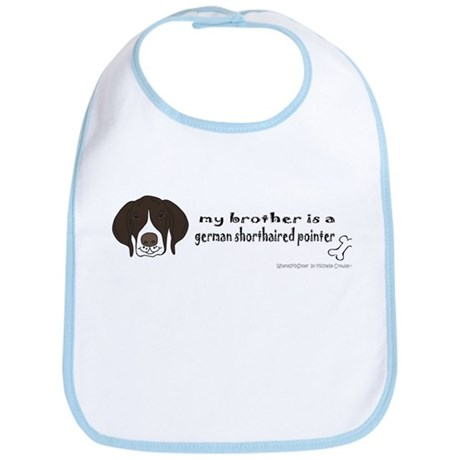 german shorthaired pointer gifts Bib