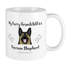 german shepherd gifts Mug