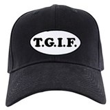 T.G.I.F. Baseball Hat
