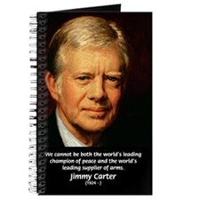 War and Peace: Jimmy Carter Journal