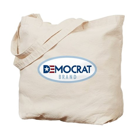 Democrat BRAND Tote Bag