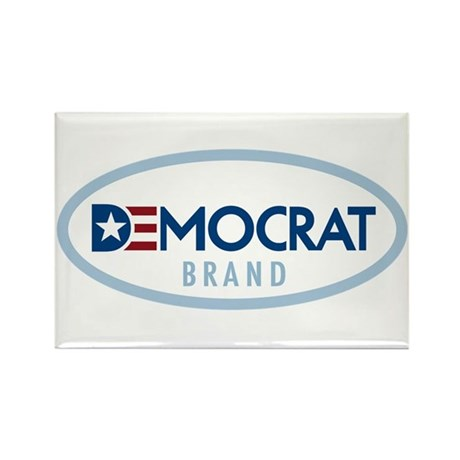 Democrat BRAND Rectangle Magnet