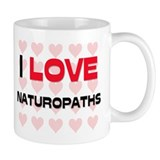 I LOVE NATUROPATHS Mug