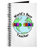 Third Grade Teacher Journal