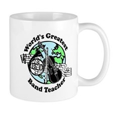 Band Teacher Mug