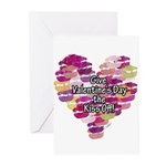 Anti Valentines Day Greeting Cards (Pk of 20)