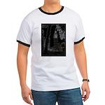 Big Ben Glows Ringer Tshirt