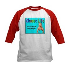 Choose Life for Pro Life (Front) Tee