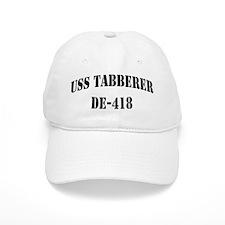 USS TABBERER Baseball Cap