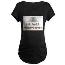 Oil Well Firefighter T-Shirt