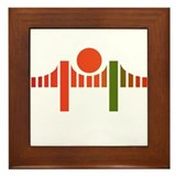 Deathproof Bridge Framed Tile