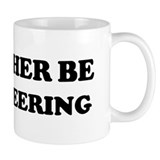 Rather be Orienteering Small Mug