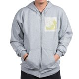 A Faithful Soldier Zip Hoody
