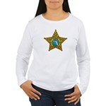 Citrus County Sheriff Women's Long Sleeve T-Shirt