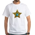 Citrus County Sheriff White T-Shirt