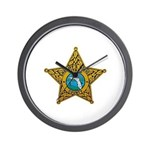 Citrus County Sheriff Wall Clock