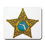 Citrus County Sheriff Mousepad