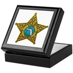 Citrus County Sheriff Keepsake Box