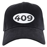 409 Area Code Baseball Hat