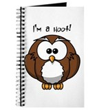 I'm a hoot! Journal