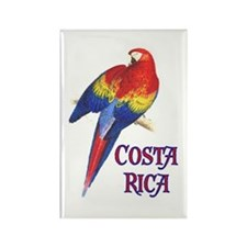 COSTA RICA II Rectangle Magnet (10 pack)
