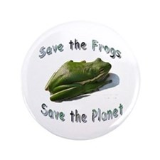 "Save Green Treefrog 3.5"" Button"