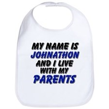 my name is johnathon and I live with my parents Bi