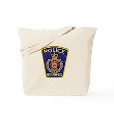Winnipeg Police Tote Bag