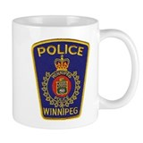 Winnipeg Police Small Mugs