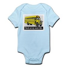CHECK OUT MY SWEET RIDE Infant Bodysuit
