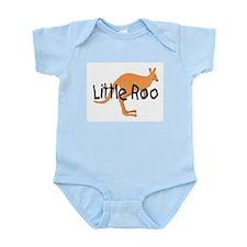 LITTLE ROO - BROWN ROO Infant Bodysuit