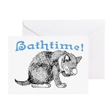BATHTIME! Greeting Cards (Pk of 20)